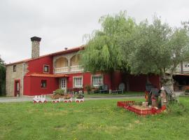Casa de Millares, Porta (Curtis yakınında)