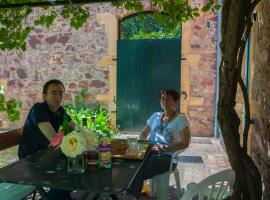 Hospitalite et patrimoine, Lentilly