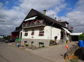 Fewo Stollhof, Mehring (Riol yakınında)