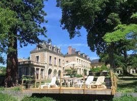La Grande Maison, Pas-de-Jeu (рядом с городом Oiron)