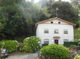 La Canal 13, Barro de Llanes (Balmori yakınında)