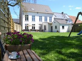 Het Oud Brouwershof, Alveringem (Eikhoek yakınında)