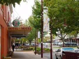 Commercial Hotel Tumut, Tumut (Gocup yakınında)