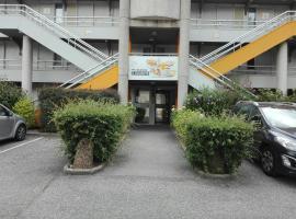 Premiere Classe Grenoble Sud - Gieres Universite, Жьер (рядом с городом Домен)