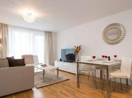 Luxury 1-Bed Apartment With Balcony In Greenwich, Londres