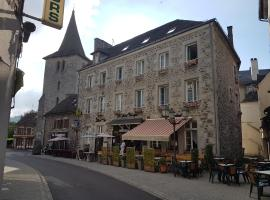 Hotel Le Saint Georges, Риом-е-Монтань