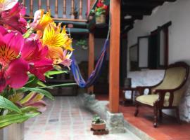 Hotel Otti Colonial, Monguí