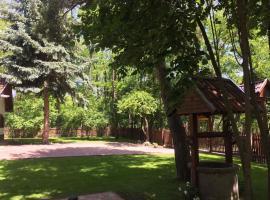 Vándor tanya, Ágasegyháza (рядом с городом Balázspuszta)