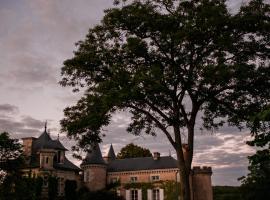 Saint Victor La Grand' Maison, Ingrandes (рядом с городом Saint-Savin)