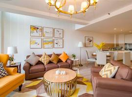 Home to Advanced Service Apartments Beijing Airport