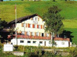 Berggasthaus Eggberge, Altdorf (Unterschächen yakınında)