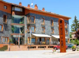 Hotel Conde De Badaran, Badarán (Alesanco yakınında)