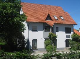 Ferienwohnung Brigitta, Hülben (Beuren yakınında)