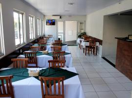 Hotel Castro Alves, Marília (Dirceu yakınında)