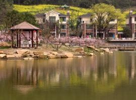 Tongjia Country Resort, Zhuqiaomiao (Tangjiawu yakınında)