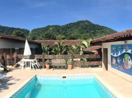 Dani Hotel, São Sebastião (Boicucanga yakınında)