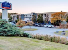 Fairfield Inn by Marriott Burlington Williston, Burlington