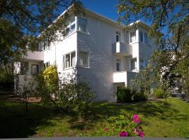 Embassy Luxury Apartments
