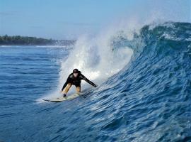 Sumatra Surf Resort, Biha (рядом с городом Krui)