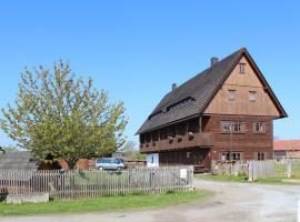 Apartmán ve Skanzenu, Třebechovice pod Orebem (Týniště nad Orlicí yakınında)