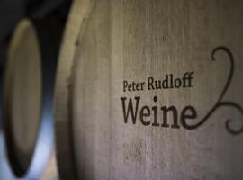 Weingut - Ferienwohnung Rudloff, Nordheim