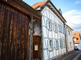 Historic Farmhouse in Wiesbaden, Wiesbaden (Nordenstadt yakınında)