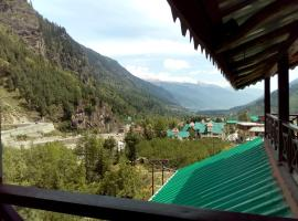 Red In Manali Hill, Манали (рядом с городом Kothi)
