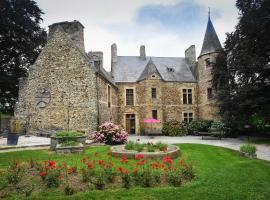 Chambres Château D'agneaux, Agneaux