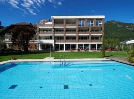 Hotel Gantkofel, Andrian (Terlano yakınında)