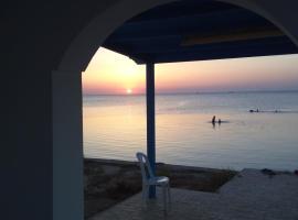 Pieds Dans L'eau a Kerkennah, Ouled Kacem