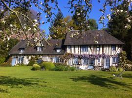 Chambre d'Hôte Près de Deauville, Сюрвиль (рядом с городом Saint-Benoît-d'Hérbertot)