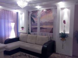 Apartment on Parkovoy 26, Soligorsk (Mazurshchina yakınında)