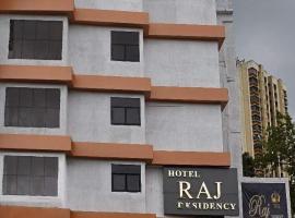 Raj Residency, Тхане (рядом с городом Kolshet)
