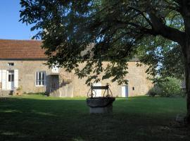 Le Marigny, Marigny-l'Église (рядом с городом Chalaux)