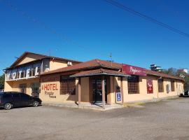 Pingão Restaurante e Hotel, Venâncio Aires