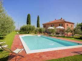 Villa Luminosa, Cortona (Berdekatan Borgonuovo)