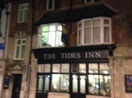 The Tides Inn, Уэймут (рядом с городом Melcombe Regis)