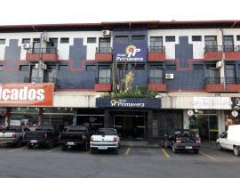 Hotel Primavera, Bom Despacho