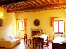 L'appartamento nel borgo di San Dalmazio, San Dalmazio