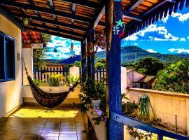 Jardim Secreto Hostel e Camping