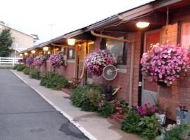 Swiss Mountain Motel, Thayne (in de buurt van Alpine)