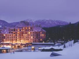 Pan Pacific Whistler Mountainside, Уистлер