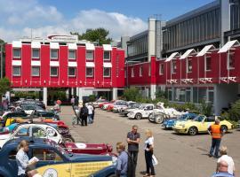 Hotel Motodrom, Hockenheim