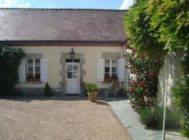 Les Glycines de Bougy, Bougy-lez-Neuville (рядом с городом Santeau)