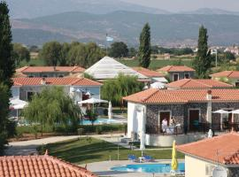 Kaloni Village Holiday Houses, Skala Kallonis (рядом с городом Parákoila)