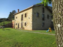Casa Rural Nampara, Cabanas de Virtus (рядом с городом Soncillo)