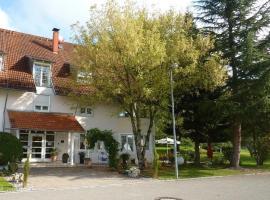 Hotel Schloßmatt, Schwörstadt (Wehr yakınında)