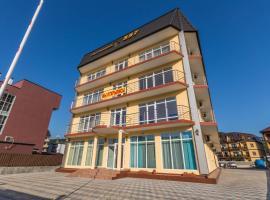 Hotel 557, Novomikhaylovskiy