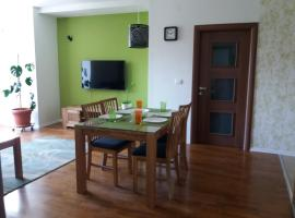 The Green Apartment