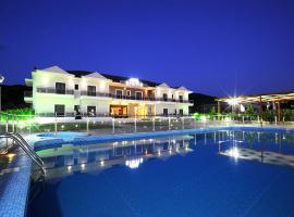 Giotis Boutique Hotel, Янина (рядом с городом Manteio)